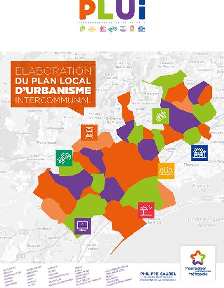 Le plan local d'urbanisme intercommunal